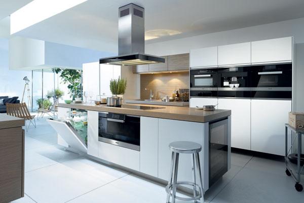 Miele generation 6000 pureline indesignlive for Miele kitchen designs