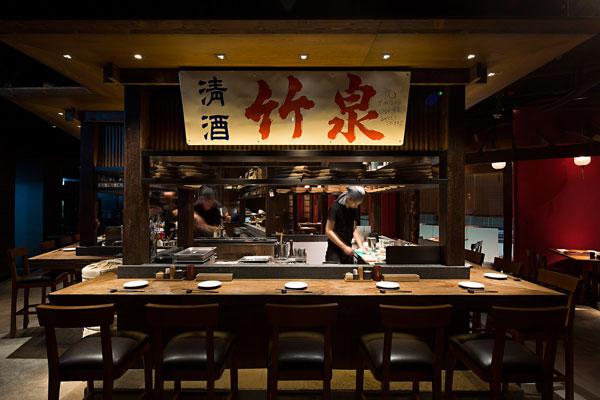 Gonpachi izakaya restaurant by steve leung indesignlive