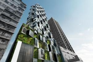 Mongkok Serviced Apartment by Aedas