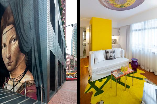 J plus hotel gets a yoo facelift indesignlive for Yoo design hotel