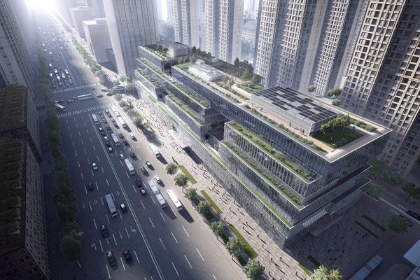 Shenyang COHL Parcel K