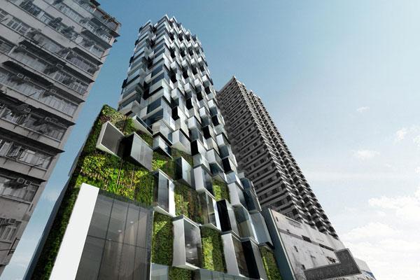 Mongkok residences