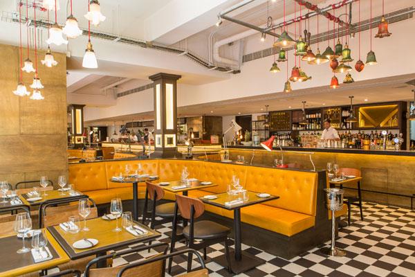 Gordon Ramsay S Bread Street Kitchen Bar