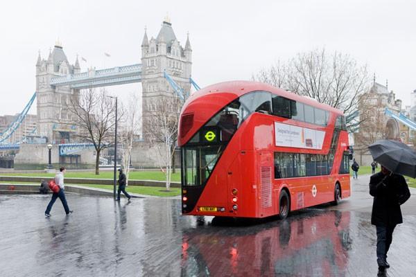 London Bus Thomas Heatherwick