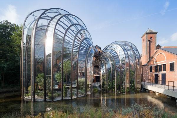 Bombay Sapphire Distillery Thomas Heatherwick