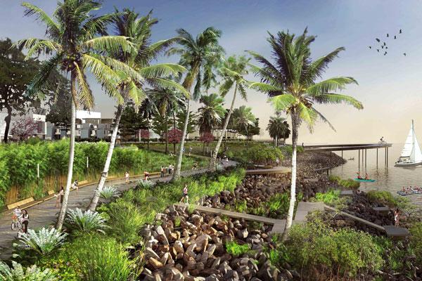 Skidmore Owings & Merrill Pluit City Jakarta
