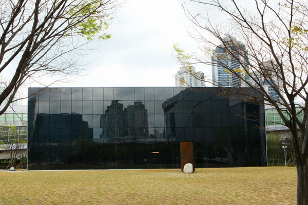 lee ufan busan museum of art
