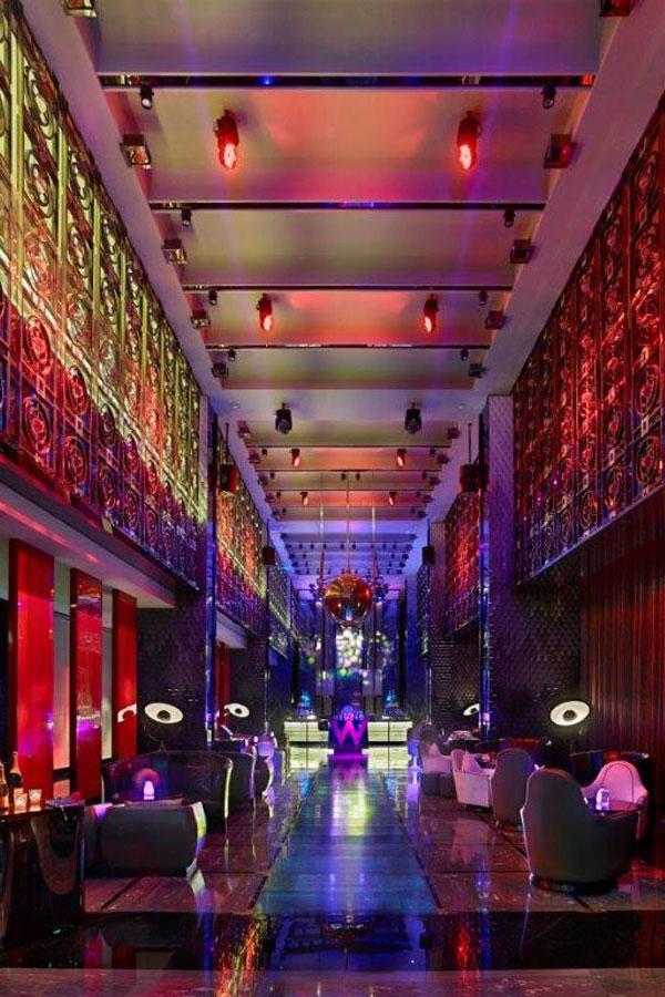 W Hotel Beijing AB Concept