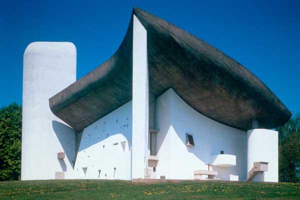 Chapelle Notre Dame du Haut Ronchamp Le Corbusier