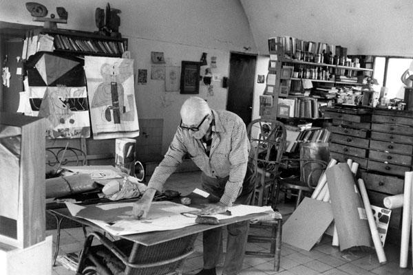 Appartement-Atelier de Le Corbusier