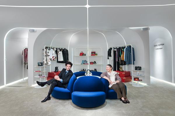 Louis Vuitton L'Appartement