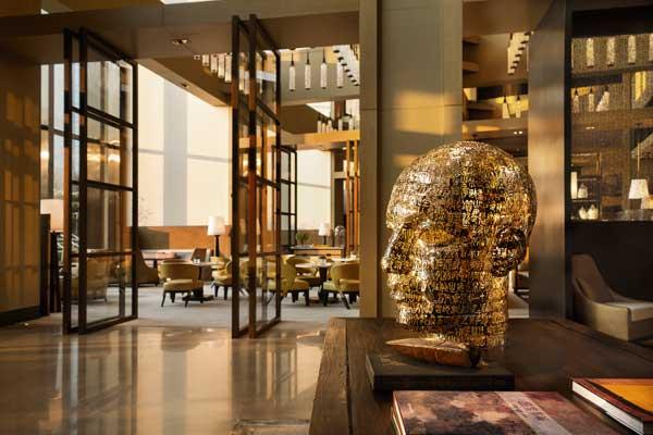 Rosewood Beijing Lobby