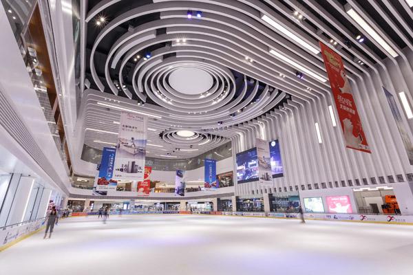 MixC Mall Qingdao Benoy