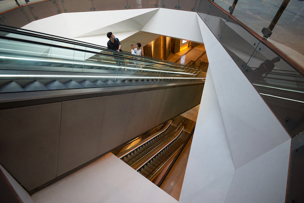 Spawton Architecture, E.G. Giallini, Sino Ocean Taikoo Li Chengdu arcade, Swire Properties, Sino-Ocean Land