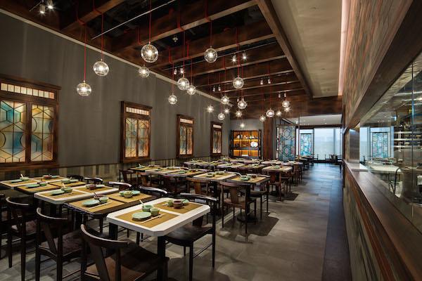 Modern Shanghai restaurant, YOHO MALL, 1957 & Co.