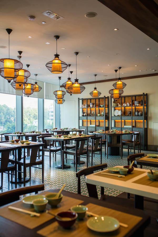 Modern Shanghai restaurant, Chinese food, YOHO MALL, 1957 & Co.