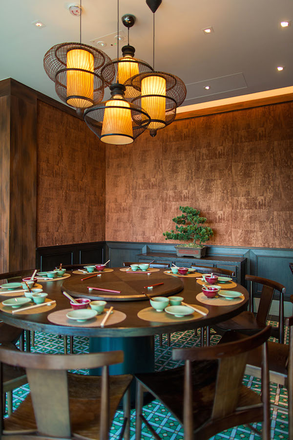 Modern Shanghai restaurant, Chinese food, YOHO MALL