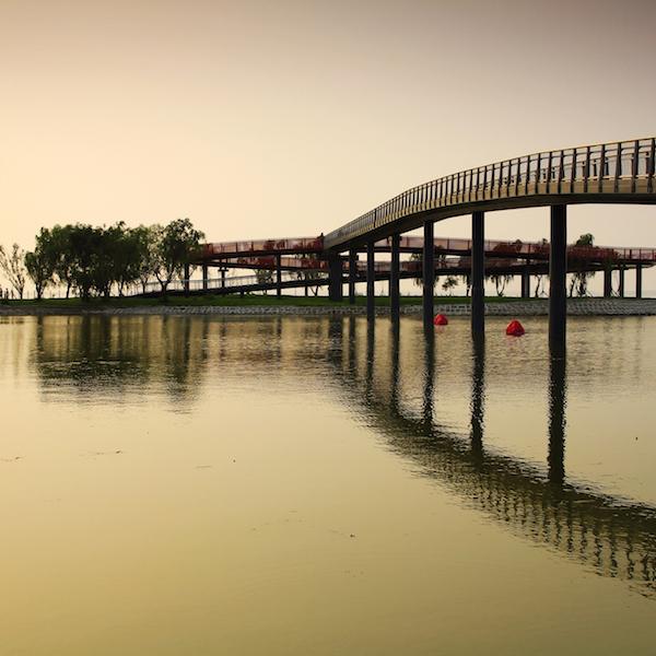 Wolong Lake, Jinji Lake, Aecom, architecture, urban planning, AIA Hong Kong Honors & Awards 2015