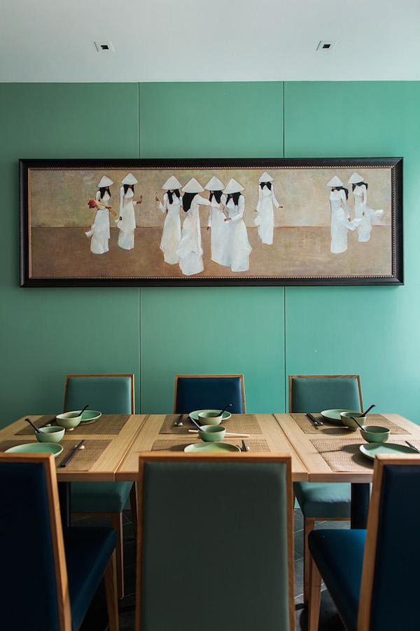 An Nam Vietnamese restaurant at YOHO MALL