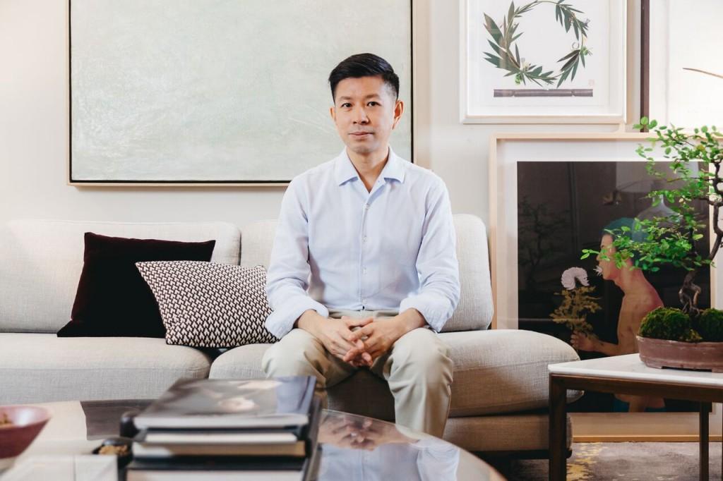 Designer Johnny Li of Li & Co