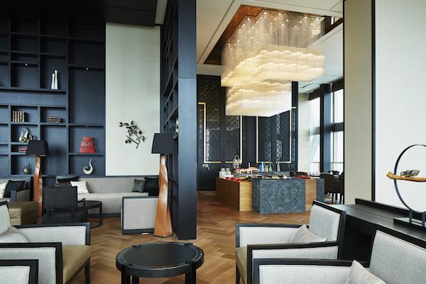 HBA designs IHG's Hualuxe Nanchang hotel