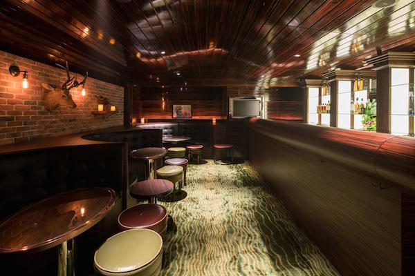 Landmark Mandarin Oriental, Hong Kong, MO Bar