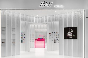 Eyewear store design by Linehouse Design