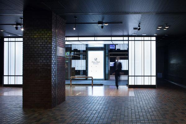 Shinjuku-Prince-Hotel_EntranceLED