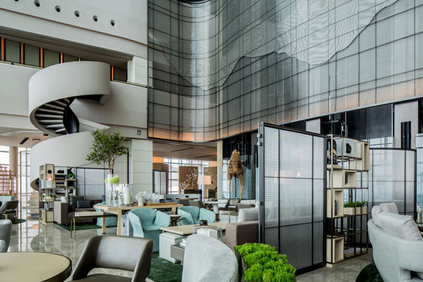 Marriott Gets A New Look