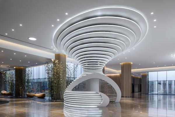Cyrus Tang Foundation lobby