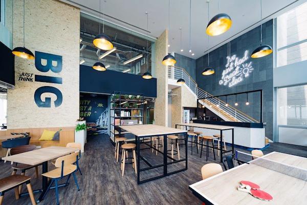 Siren Design, Liveable Office Award