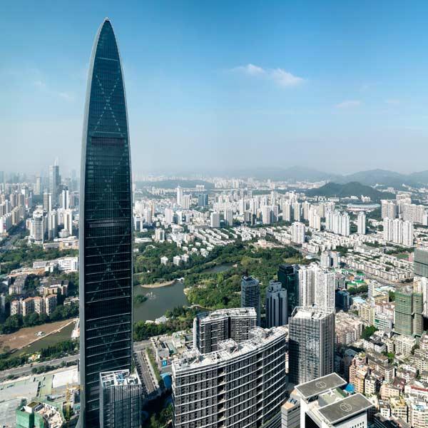 Farrells Shenzhen KK100