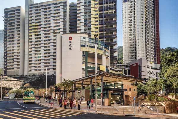 Farrells Kennedy Town Station MTR