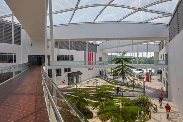 Scott Brownrigg University of Reading Malaysia