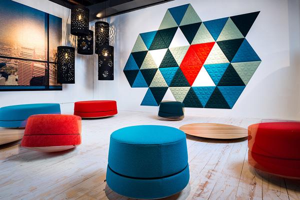BuzziSpace zenith interiors