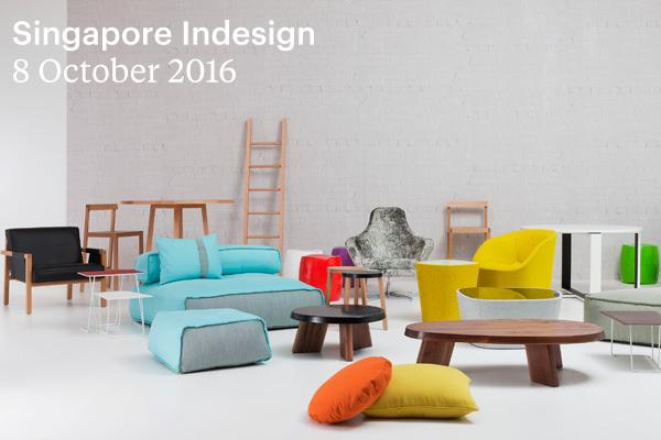 Singapore Indesign