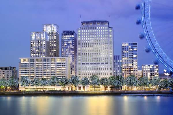 Canary Wharf Group, Braeburn Estates