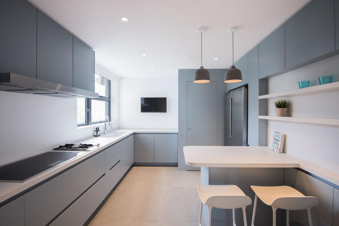 pok fu lam apartment by bean buro indesignlive. Black Bedroom Furniture Sets. Home Design Ideas