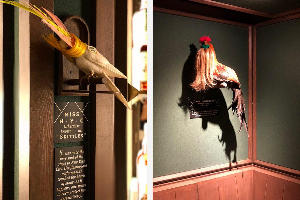 PDT Landmark Mandarin Oriental Birds