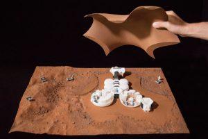 Xavier De Kestelier HASSELL NASA 3D Printed Model 2