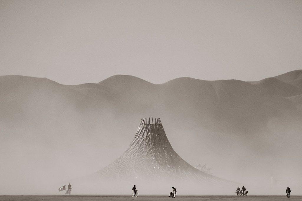Burning Man Jordan Laboucane