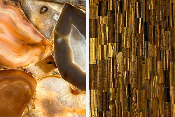 Caesarstone Concetto Brown Agate Tigereye