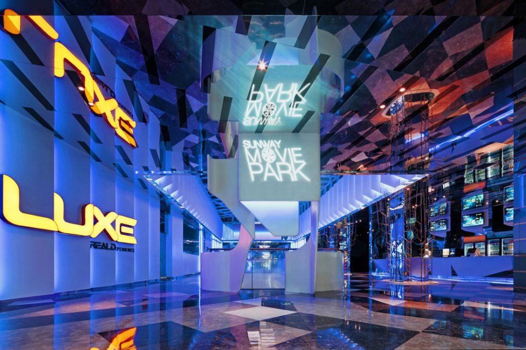 Star X Alexander Wong String-Theory-Logo-at-Main-Lobby