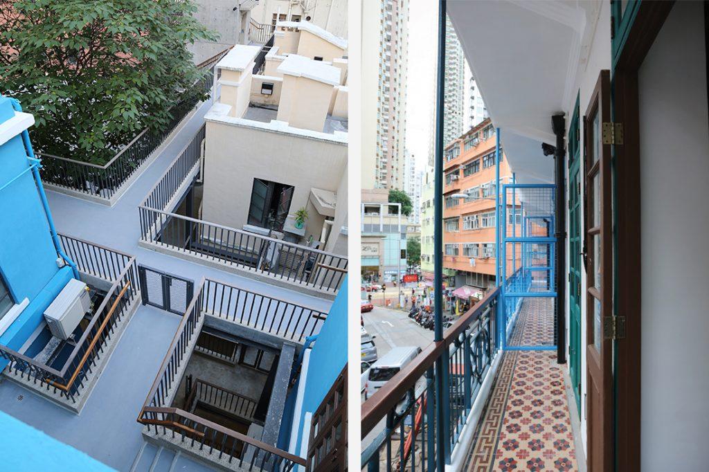 HKIA Awards 01 Viva-Blue-House Bridge_Balcony