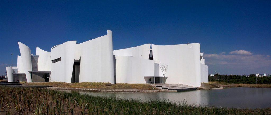 Toyo Ito Museo Internacional del Barroco