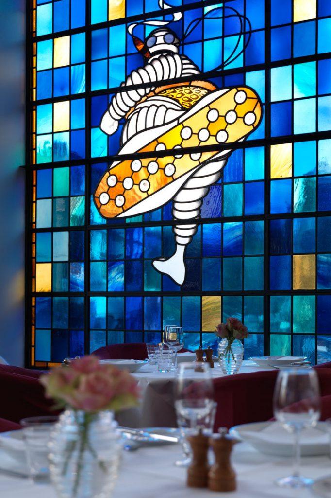 Terence Conran Bibendum-restaurant-at-Michelin-House