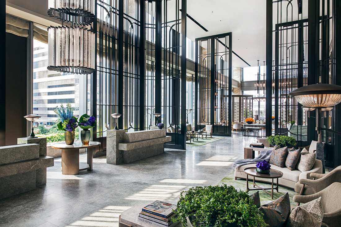 André Fu's Timeless Elegance For St Regis Hong Kong ...