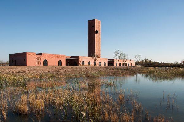 Tower of Bricks exterior 2