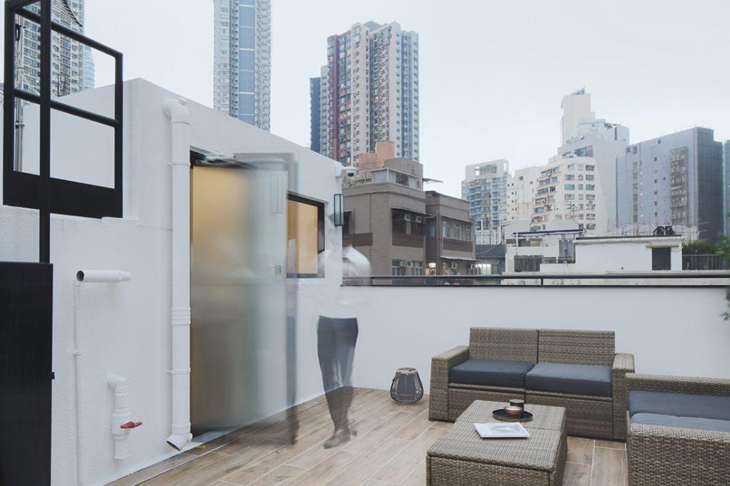 36 Gage Street 4N rooftop
