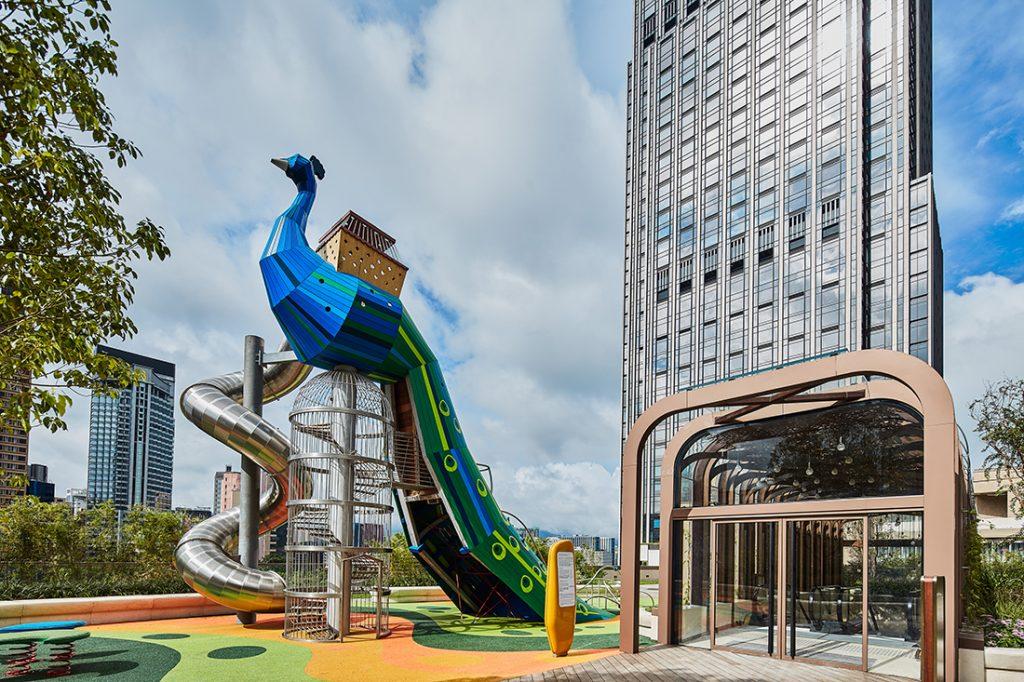 K11 MUSEA Peacock Playground